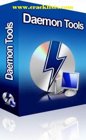 DAEMON Tools Lite 10.11.0 Crack + Serial Key 2020 Full Download