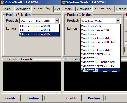 toolkit activator office 2016