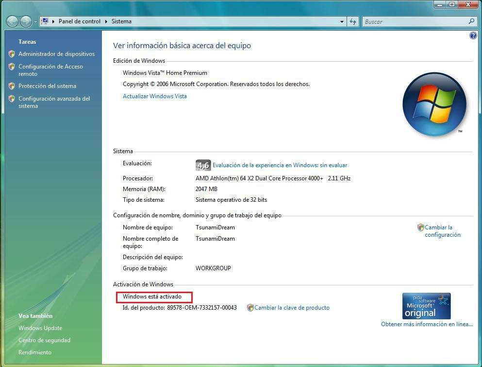 genuine windows 7 + vista activator