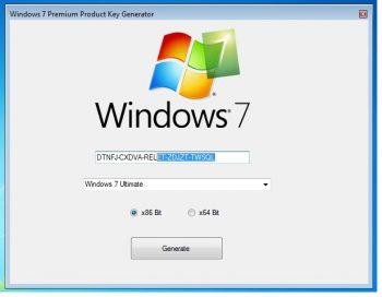 windows 7 professional 32 bit product key crack free