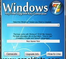 Windows 7 Product Key plus Serial Key Free Download