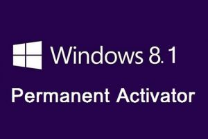 Windows 8.1 Permanent Activator 2016 Download