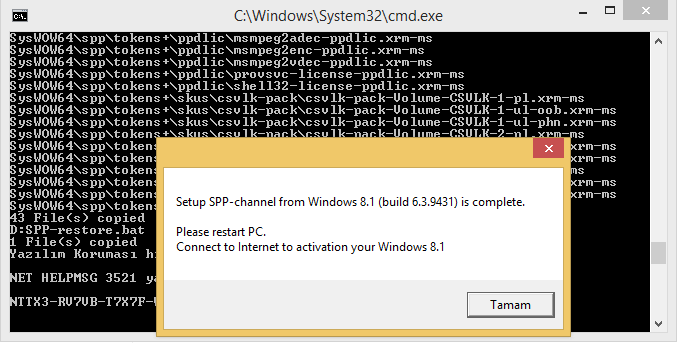 Windows 8.1 Permanent Activator Free Download