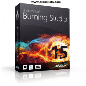 Ashampoo Burning Studio 15 patch & License Key Free
