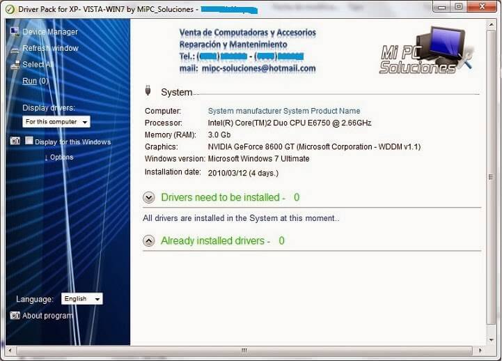 Cobra Driver Pack 2016 ISO Free Download (Latest Version)
