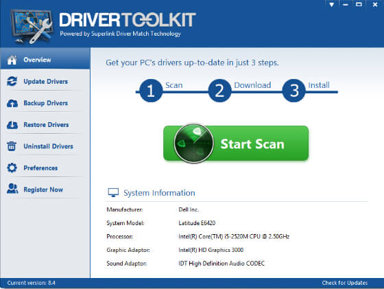 Driver Toolkit 8.6.0.1 License Key and Email Keygen (2020) Download