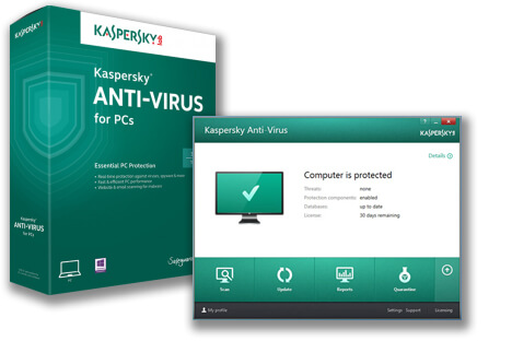 Kaspersky Antivirus 2020 patch plus Serial Key Free Full Version
