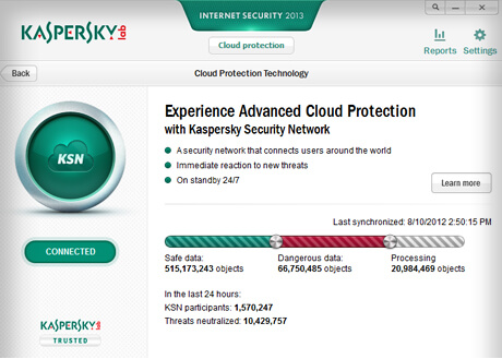 Kaspersky Antivirus 2014xSerial Key Free Full Version