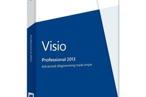 Microsoft Visio Professional 2013 Product Key Full Version