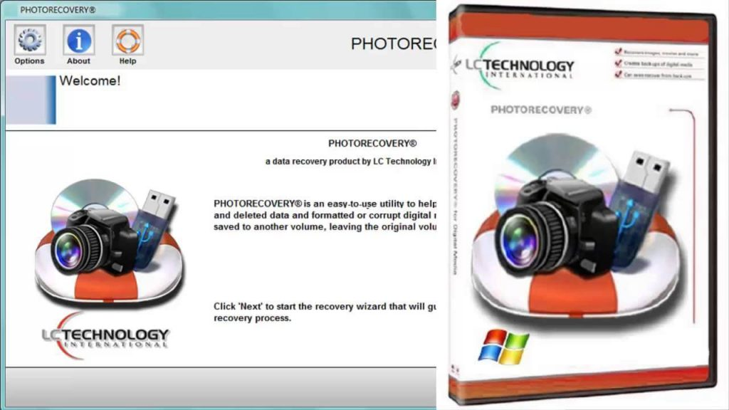 PHOTORECOVERY Professional 2016 Mac Free Download