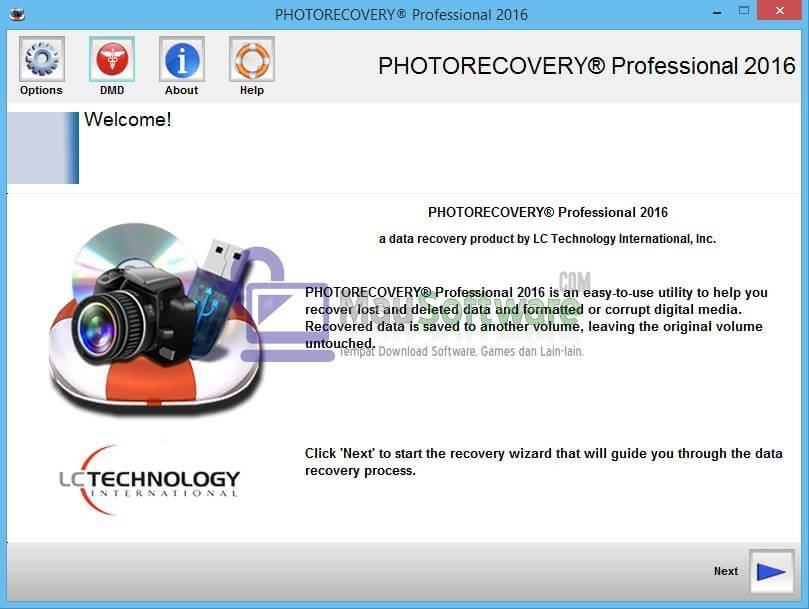 PHOTORECOVERY Professional 2016 Mac plus crack Free Download
