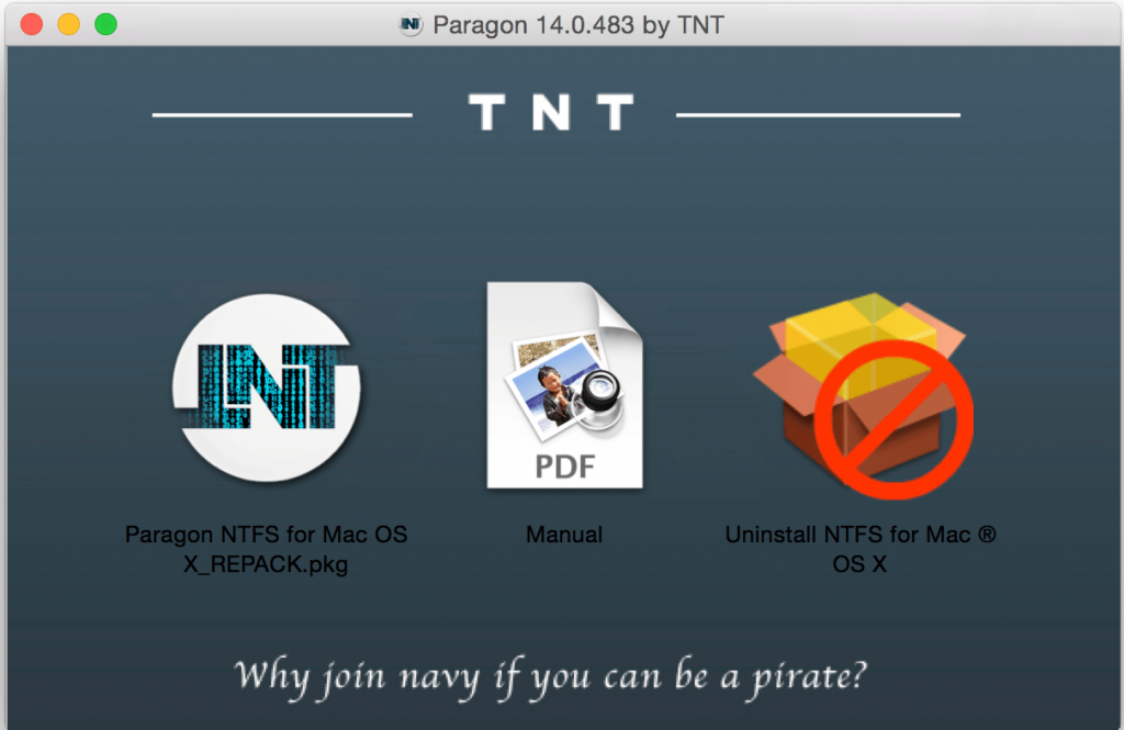 Paragon NTFS 14 Final with Crack Mac OS X Free Download