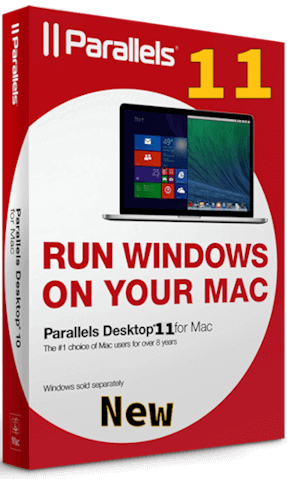 Parallels Desktop 11 Full Version Cracked Mac OSX free