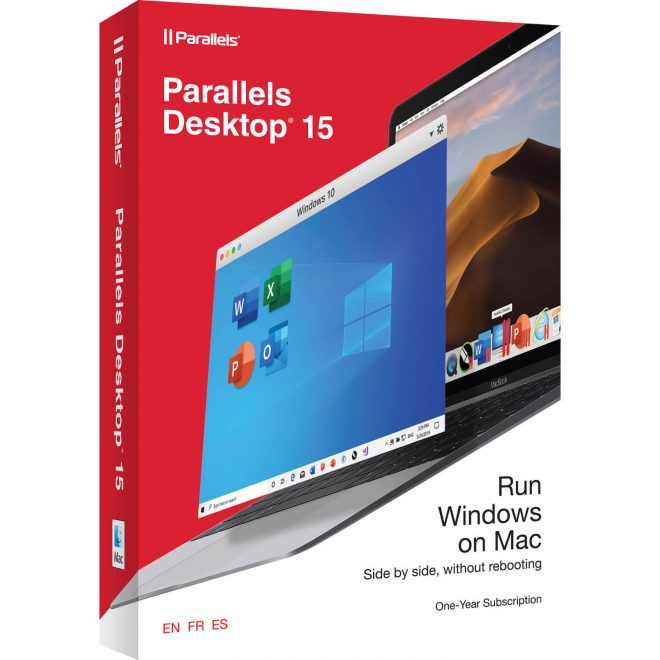 Parallels Desktop 15 Crack + Activation Keygen 2020 Download