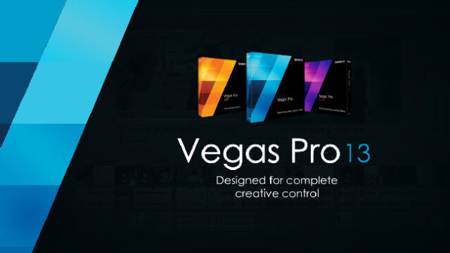 Sony Vegas Pro 13 Crack Free Download