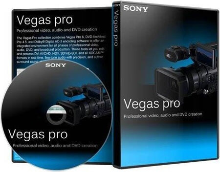 Sony Vegas Pro 13 Crack plus Patch Free Download