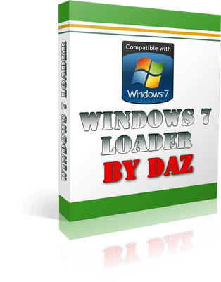 Windows 7 Loader By DAZ 2.2.2 Final Free Download