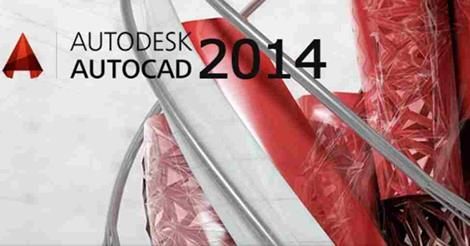 AutoDesk AutoCAD 2014 Crack And Keygen