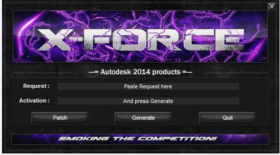 AutoDesk AutoCAD 2014 Crack Full Free Download