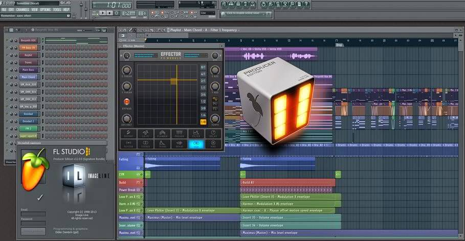 fl studio 11 signature bundle keygen idm