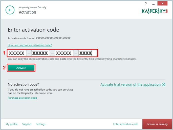 Kaspersky Internet Security 2015 Activation Code