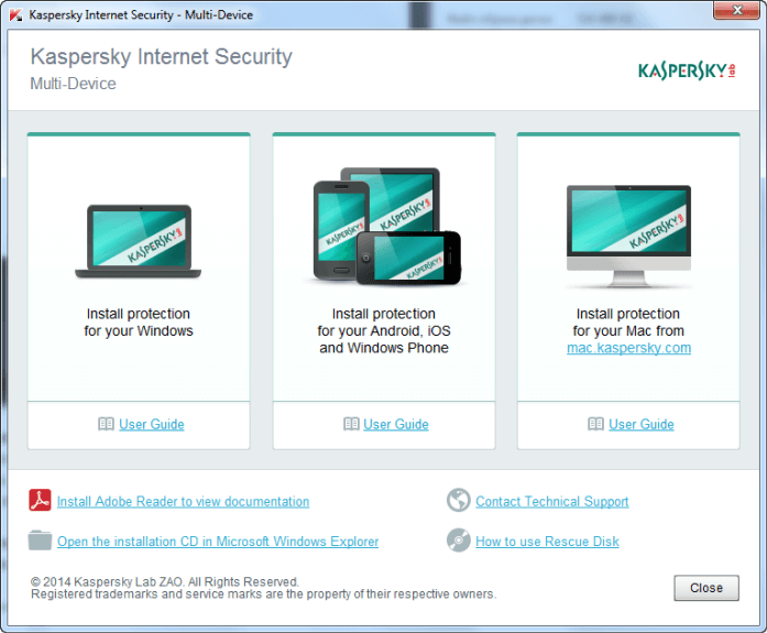 Kaspersky Internet Security 2015 Keys