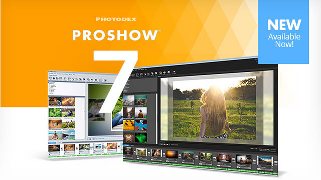 Photodex ProShow Producer 7.0.3518 Final 2015