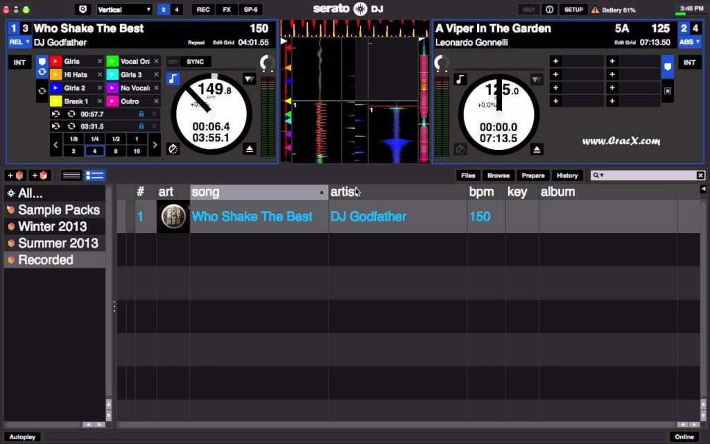 Serato DJ Crack + Serial Number Latest Full Free Download