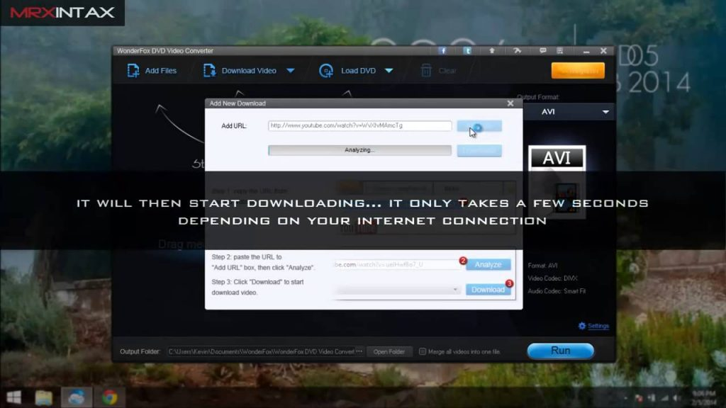 WonderFox DVD Video Converter 9.0 free