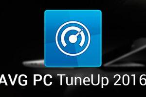 AVG PC TuneUP 2016