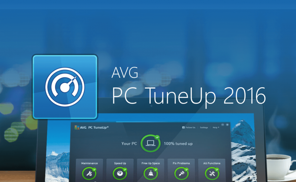 AVG PC TuneUP 2016 patch