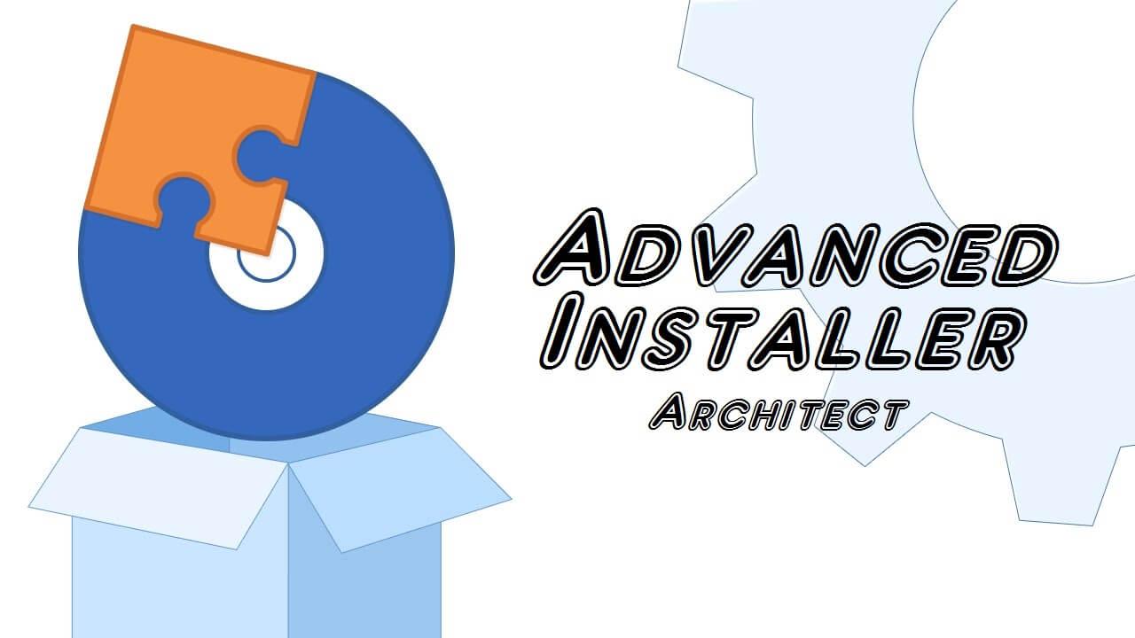 Advanced Installer Architect 13 Crack
