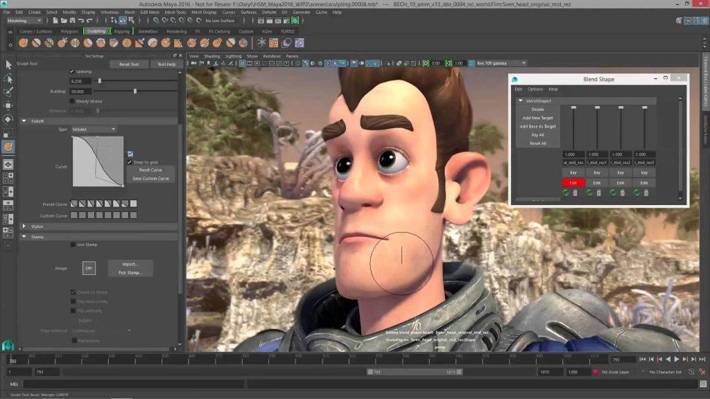 Autodesk Maya 2016 Keygen Free
