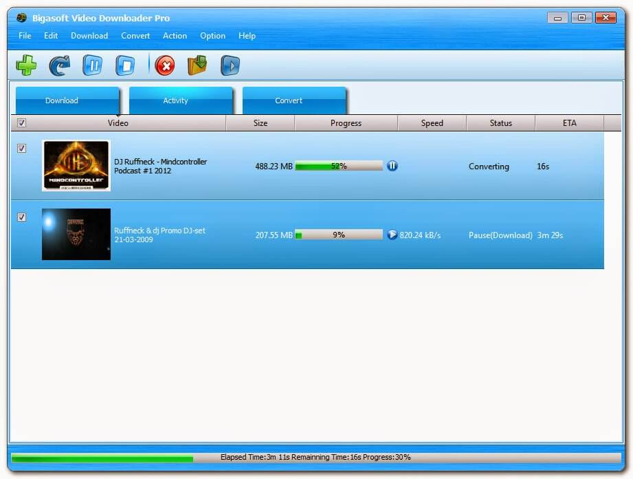 Bigasoft Video Downloader Pro 3.8.6