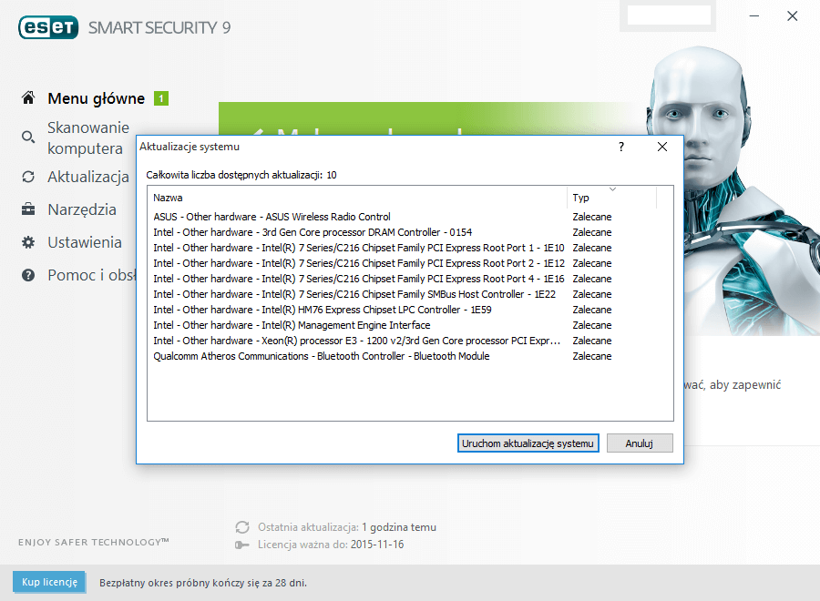 ESET Smart Security 13.0.24.0 License Key