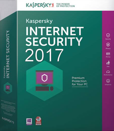 Kaspersky Total Security 2017 Crack With Lifetime License Key