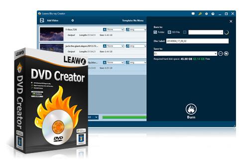 Leawo DVD Creator 5.3.0.0 Crack