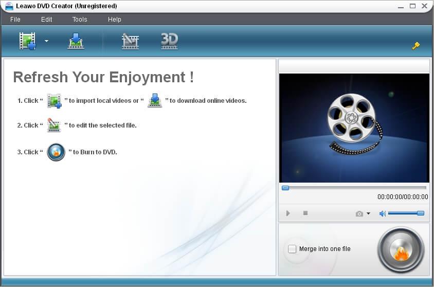 Leawo DVD Creator 5.3.0.0 Key