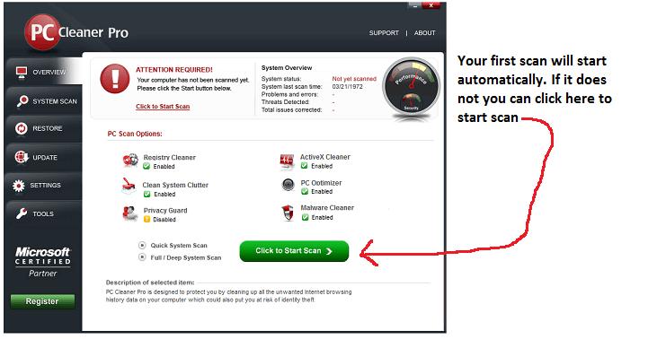 PC Cleaner Pro 2016 Crack