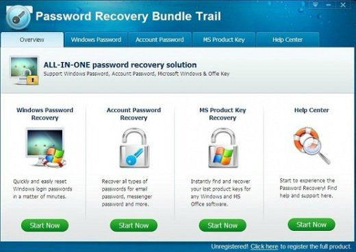 Password Recovery Bundle 2016 Enterprise Edition