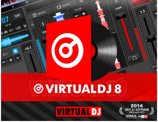 Virtual Dj 8 + Crack 100 % Working with all Controller
