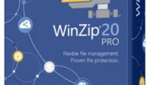 WinZip Pro v20 Serial Key Full Download