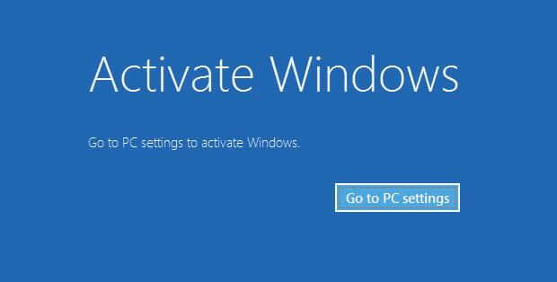 Windows 8 Activation Crack All Versions