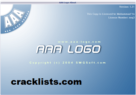AAA Logo Maker 2014 Serial Key