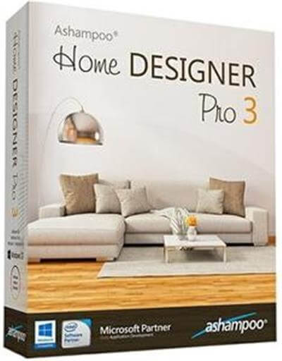 Ashampoo Home Designer Pro 3 crack