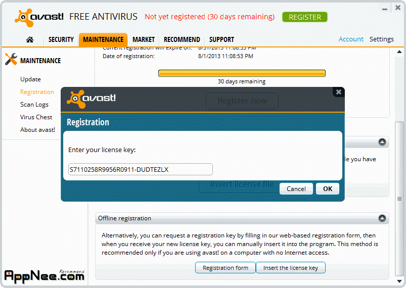avast antivirus crack key