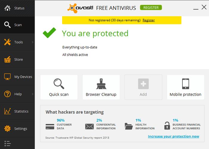 Avast Antivirus crack 2015