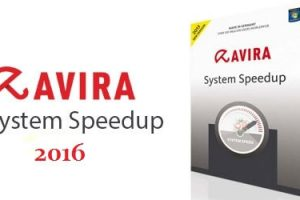 Avira System Speedup 2.5.4 License Key With Crack