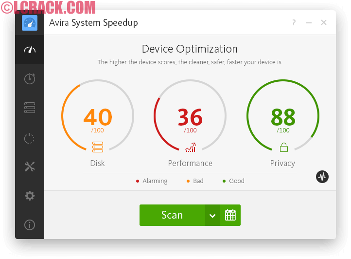 Avira System Speedup 2.5.4 License Key