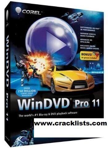 Corel WinDVD Pro 11 patch